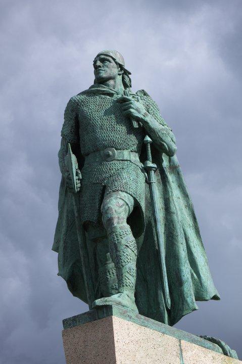 Картинки по запросу Leif Eiriksson Denkmal in Reykjavik